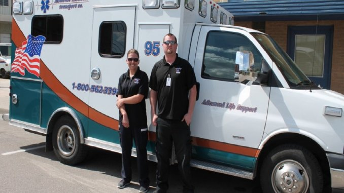 Nebraska Ambulance Servies