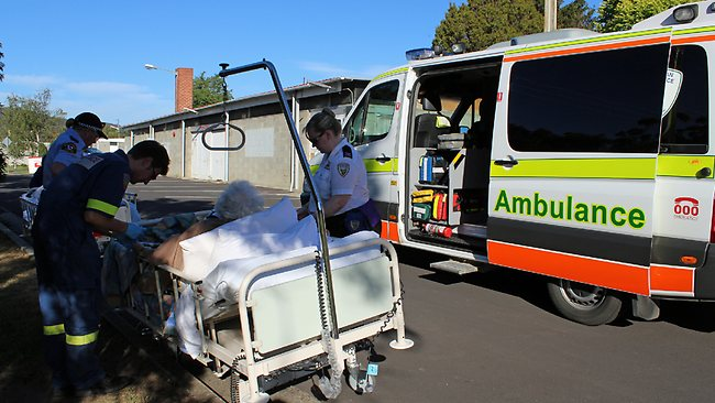 Pacific Bowers Ambulance Services